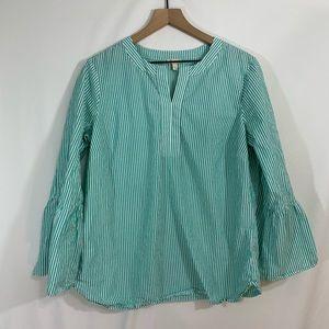 Talbots pullover blouse / Medium
